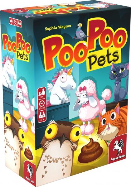 Poo Poo Pets (deutsch/englisch)