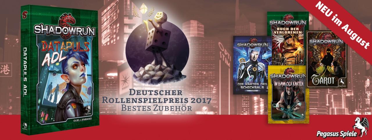 Rollenspielpreis-Shadowrun
