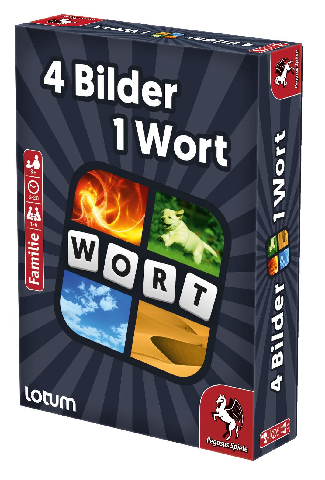 Spiel Vier Bilder Ein Wort