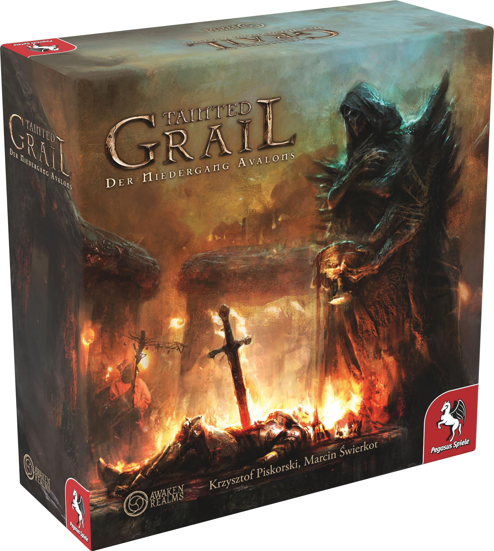 Grail Deutsch